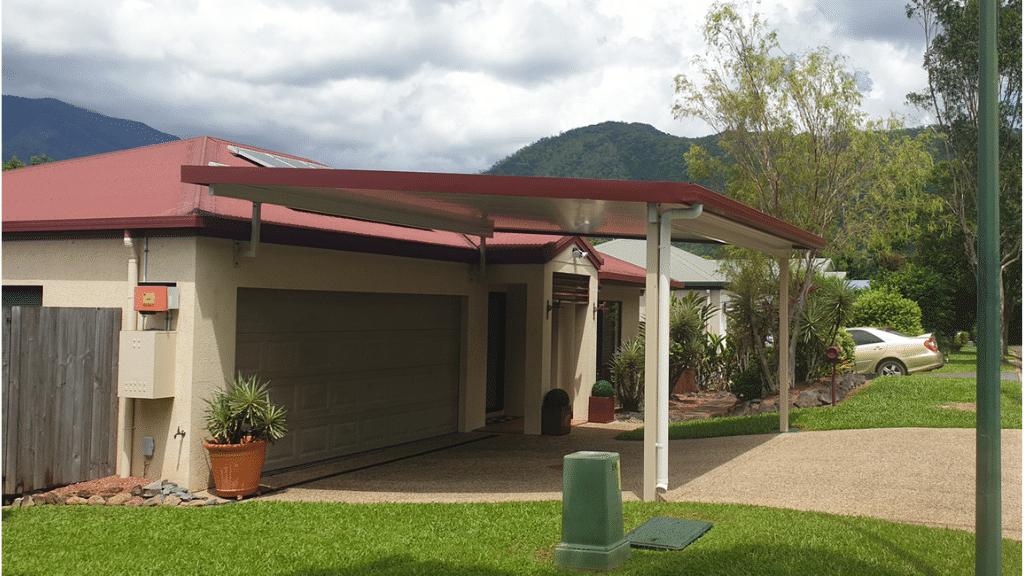 Carport - Oz Patios & Sheds, Cairns