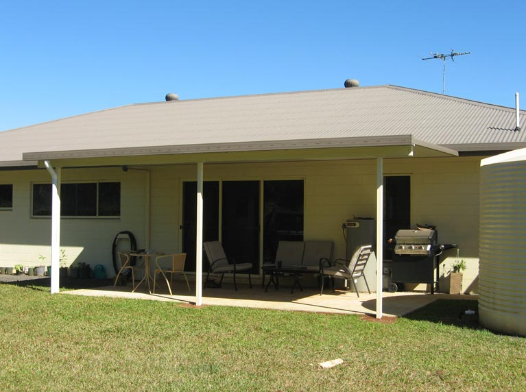 Patio by Oz Patios & Sheds Cairns