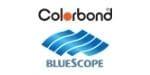 Colorbond & BlueScope logo Cairns Qld